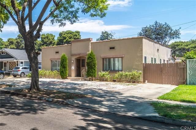 427 N Linwood Avenue, Santa Ana, CA 92701 (#OC21165874) :: Zen Ziejewski and Team