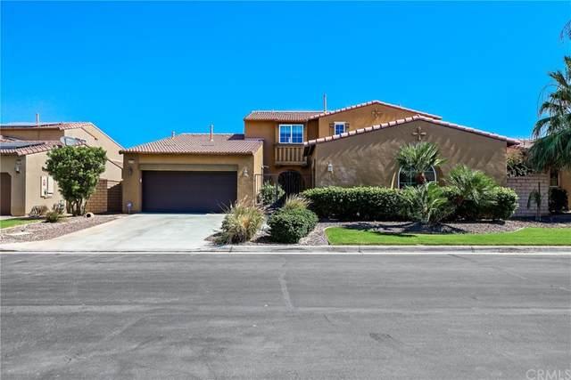 82796 Mount Riley Drive, Indio, CA 92203 (MLS #SW21169356) :: Brad Schmett Real Estate Group