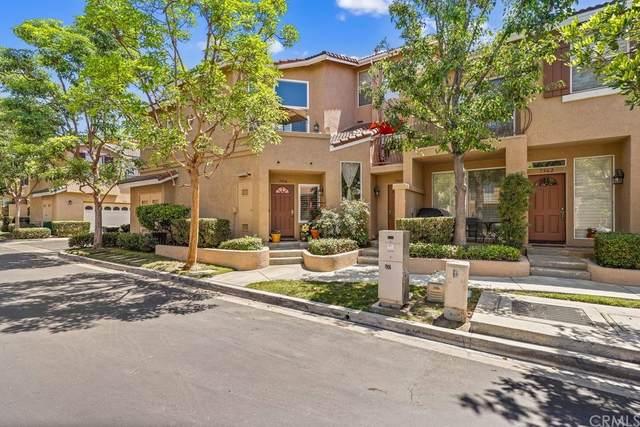7958 E Monte Carlo Avenue, Anaheim Hills, CA 92808 (#OC21169038) :: The Kohler Group