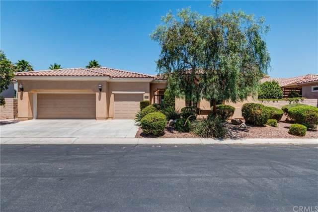 81792 Camino Los Milagros, Indio, CA 92203 (#PW21165630) :: Koster & Krew Real Estate Group | Keller Williams