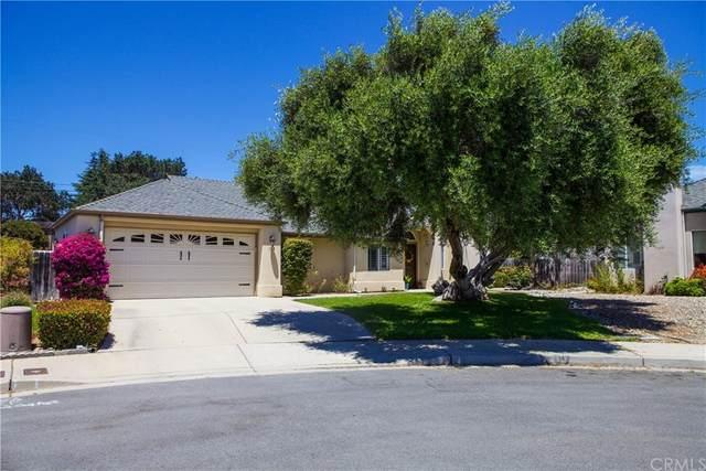 183 Danny Lane, Nipomo, CA 93444 (#SC21168531) :: Latrice Deluna Homes