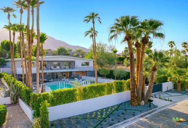 2303 N Milo Drive, Palm Springs, CA 92262 (#21765298) :: Steele Canyon Realty