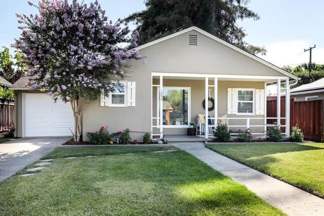 1853 Arbor Drive, San Jose, CA 95125 (#ML81856550) :: Compass