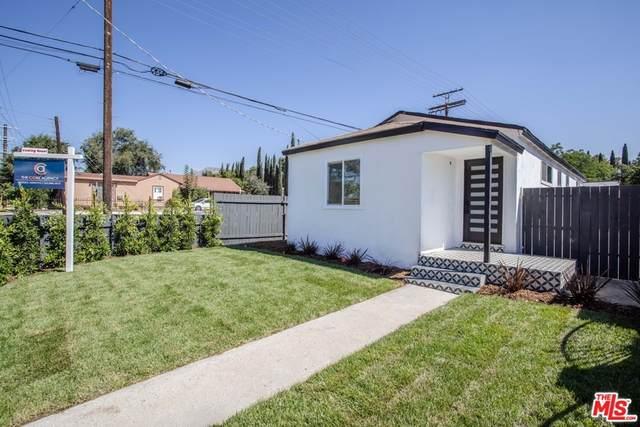 12926 Borden Avenue, Sylmar, CA 91342 (#21768286) :: Latrice Deluna Homes