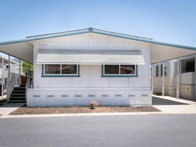275 Burnett #14 Avenue #14, Morgan Hill, CA 95037 (#ML81856548) :: Compass