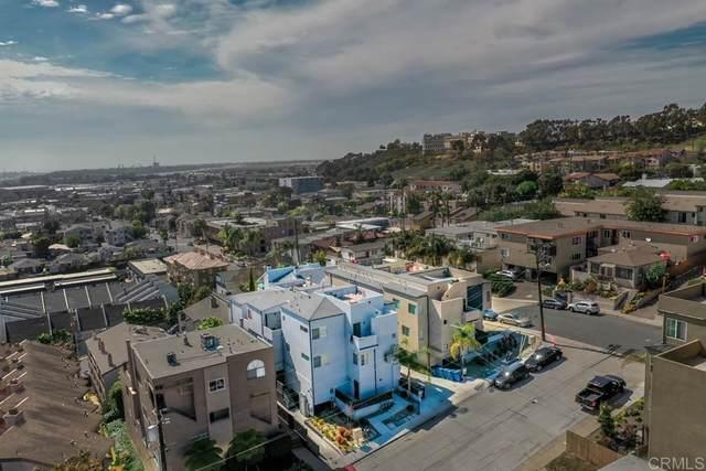 1134 48 Fresno Street, San Diego, CA 92110 (#PTP2105465) :: Doherty Real Estate Group