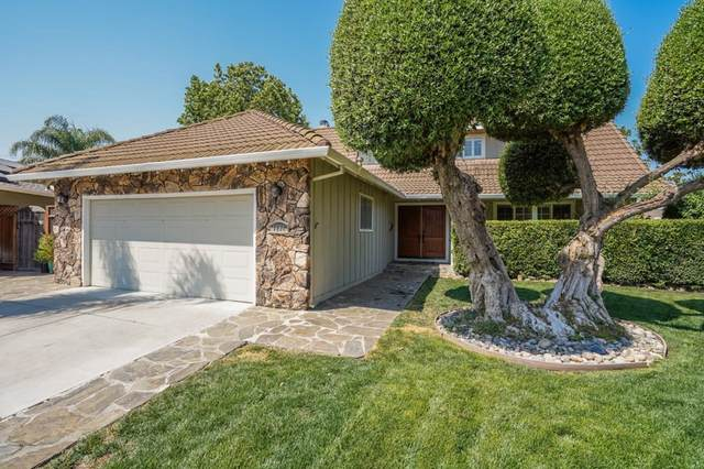 1285 Karie Ann Way, San Jose, CA 95118 (#ML81856559) :: Compass