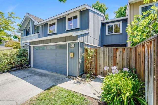 503 Pine Wood Lane, Los Gatos, CA 95032 (#ML81856560) :: Compass
