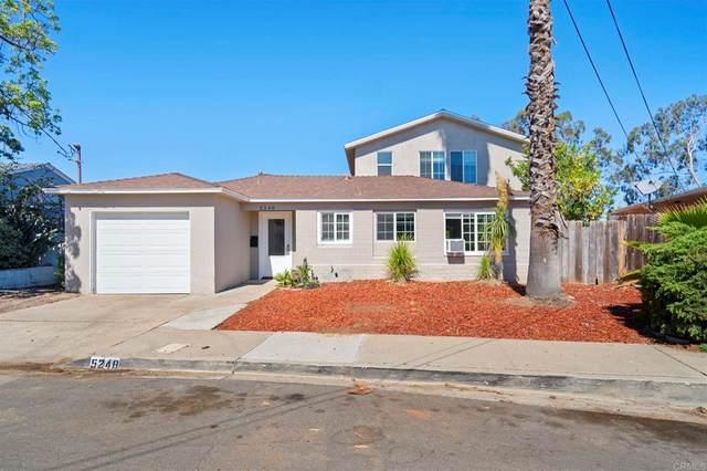 5248 Tipton Street, San Diego, CA 92115 (#PTP2105468) :: The Kohler Group