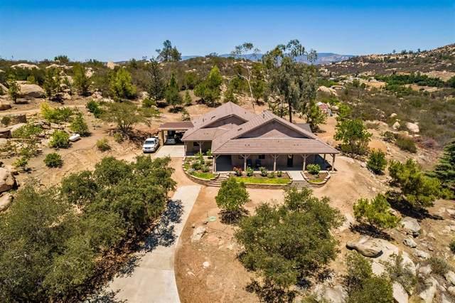 23315 Old Wagon Rd, Escondido, CA 92027 (#NDP2109063) :: Doherty Real Estate Group