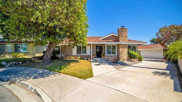 376 Sutton Court, Pomona, CA 91767 (#CV21166615) :: Mainstreet Realtors®