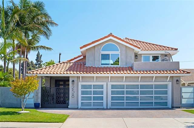 258 Albert Place, Costa Mesa, CA 92627 (#OC21170186) :: Corcoran Global Living