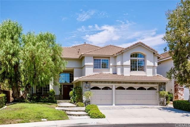 33021 Pinnacle Drive, Rancho Santa Margarita, CA 92679 (#OC21170922) :: Zen Ziejewski and Team