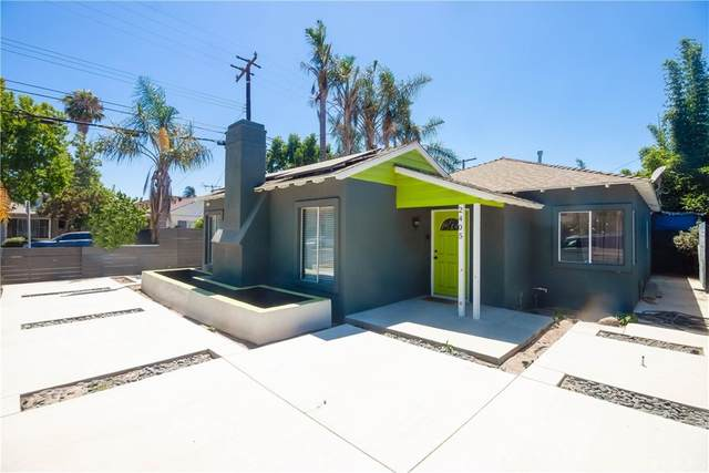 2405 Earl Avenue, Long Beach, CA 90806 (#RS21170805) :: Necol Realty Group