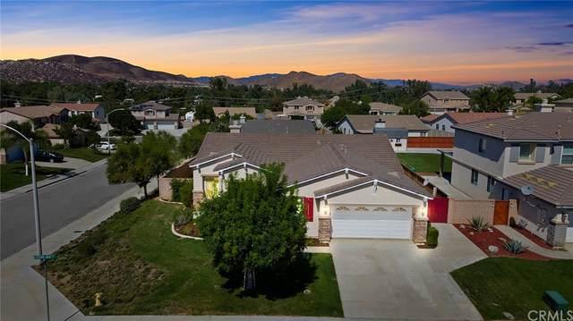31081 Cedar Oak Road, Menifee, CA 92584 (#SW21170490) :: Necol Realty Group