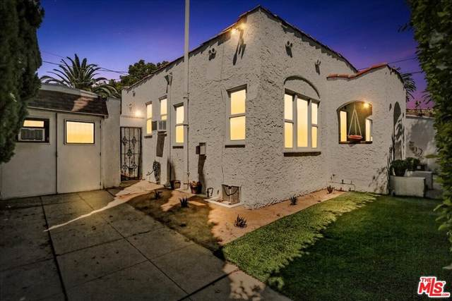 7567 Rosewood Avenue, Los Angeles (City), CA 90036 (#21763592) :: Wendy Rich-Soto and Associates