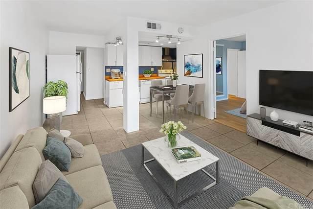 1450 Locust Avenue #407, Long Beach, CA 90813 (#PW21135196) :: Necol Realty Group