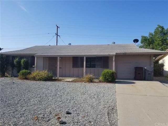 27121 El Rancho Drive, Menifee, CA 92586 (#SW21166596) :: Necol Realty Group