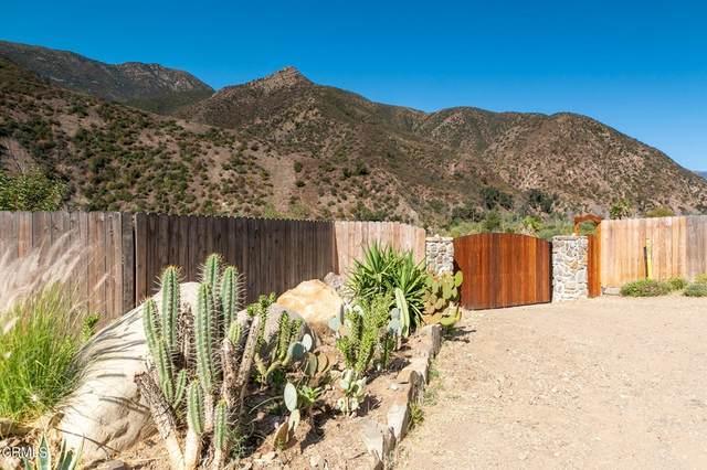 2454 Matilija Canyon Road, Ojai, CA 93023 (#V1-7566) :: American Real Estate List & Sell
