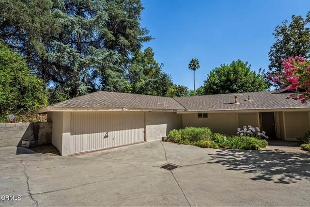 2018 E Altadena Drive, Altadena, CA 91001 (#P1-6031) :: Doherty Real Estate Group