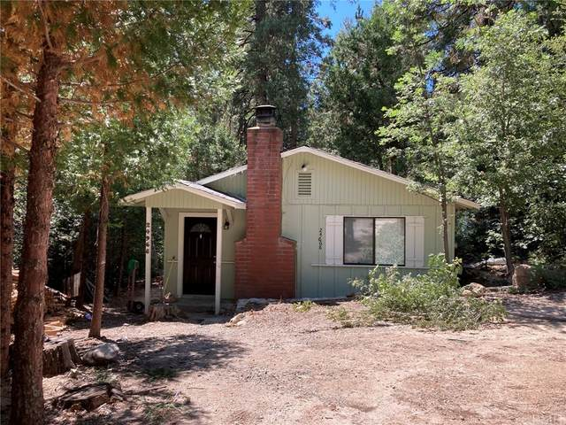24968 Rim Rock Road, Idyllwild, CA 92549 (#IV21171320) :: Latrice Deluna Homes