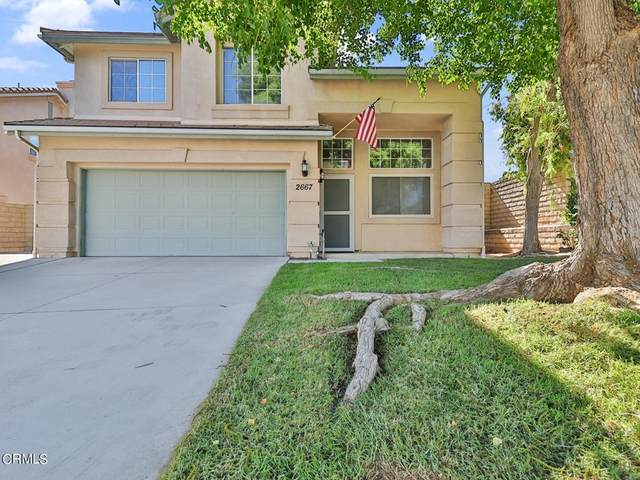 2667 Candia Court, Simi Valley, CA 93065 (#V1-7572) :: American Real Estate List & Sell