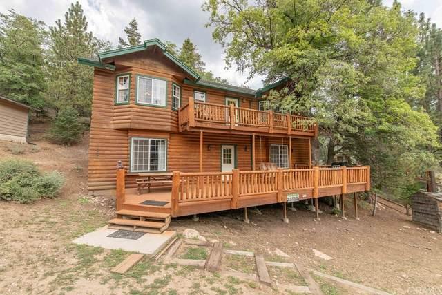 1123 Teton Drive, Big Bear, CA 92315 (#PW21171386) :: Latrice Deluna Homes