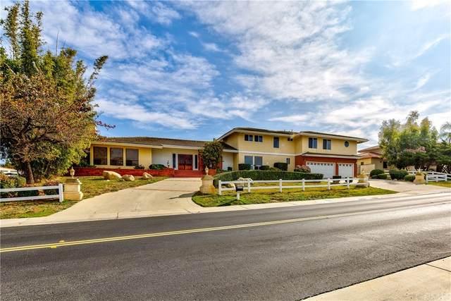 1720 Derringer Lane, Diamond Bar, CA 91765 (#TR21168972) :: Latrice Deluna Homes