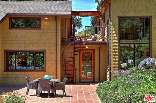 350 Miradero Lane, Santa Barbara, CA 93105 (#21769016) :: Wendy Rich-Soto and Associates