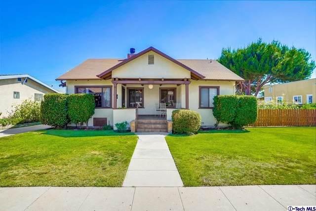 5118 Range View Avenue, Los Angeles (City), CA 90042 (#320007130) :: Wendy Rich-Soto and Associates