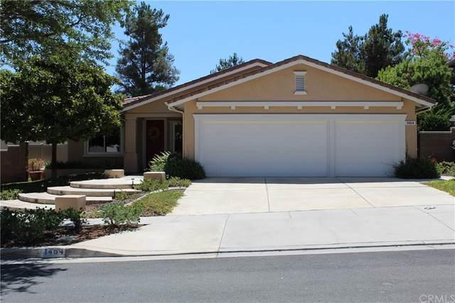 1464 Pinewood Drive, Corona, CA 92881 (#OC21171387) :: Mainstreet Realtors®
