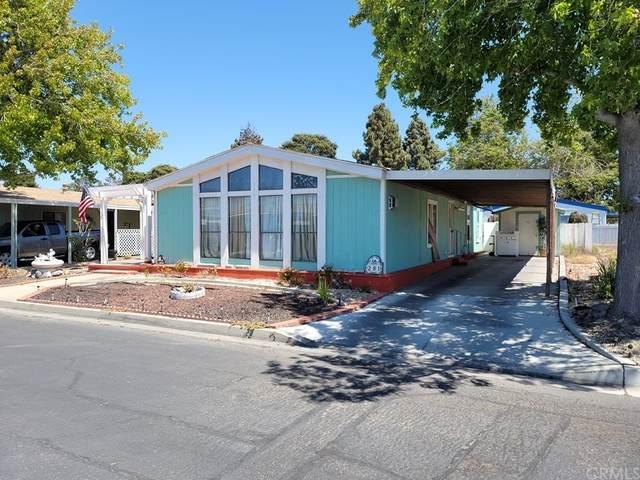 519 W Taylor Street #291, Santa Maria, CA 93458 (#PI21171433) :: RE/MAX Empire Properties