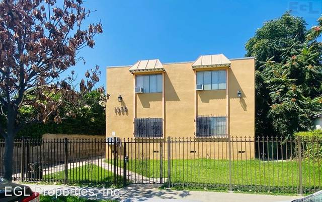 1339 W 35th Place, Los Angeles (City), CA 90007 (#SR21171437) :: Wendy Rich-Soto and Associates