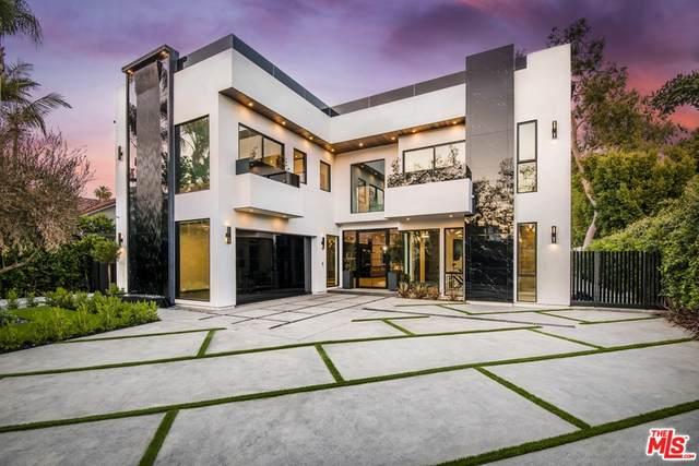 1024 N Orlando Avenue, Los Angeles (City), CA 90069 (#21768982) :: American Real Estate List & Sell