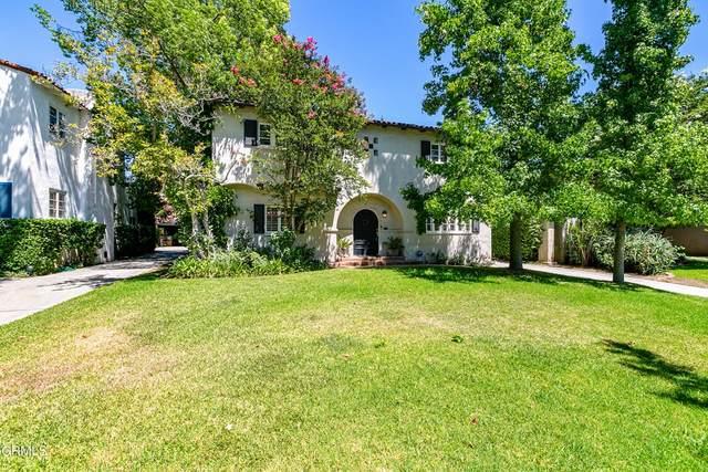 1710 S Euclid Avenue, San Marino, CA 91108 (#P1-6034) :: Doherty Real Estate Group