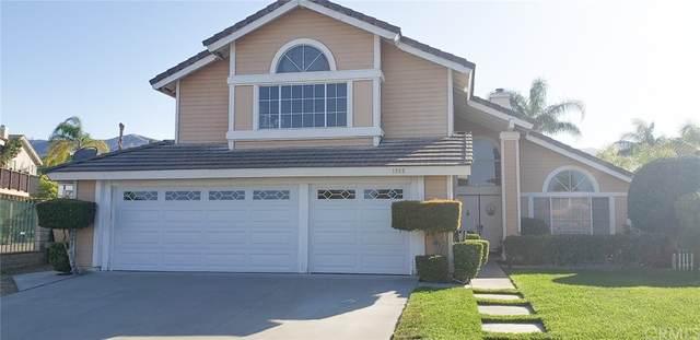 1308 Harvest Circle, Corona, CA 92882 (#IG21168511) :: Mainstreet Realtors®