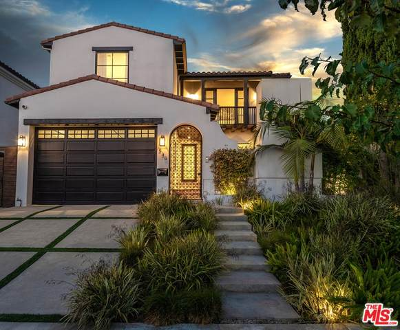 530 N Alta Vista Boulevard, Los Angeles (City), CA 90036 (#21769068) :: Wendy Rich-Soto and Associates