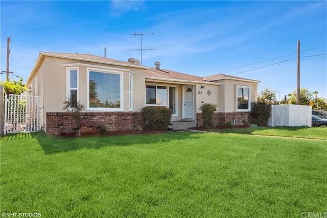 228 S Woods Avenue, East Los Angeles, CA 90022 (#TR21165402) :: Koster & Krew Real Estate Group | Keller Williams