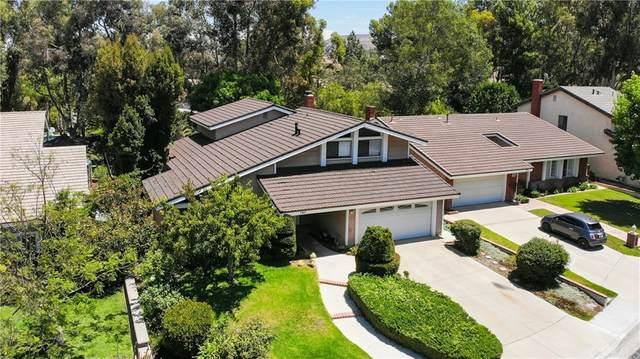 740 S Carriage Circle, Anaheim Hills, CA 92807 (#PW21171594) :: Cesi Pagano & Associates