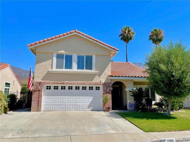 1269 Dogwood Street, Upland, CA 91784 (#CV21168289) :: RE/MAX Masters