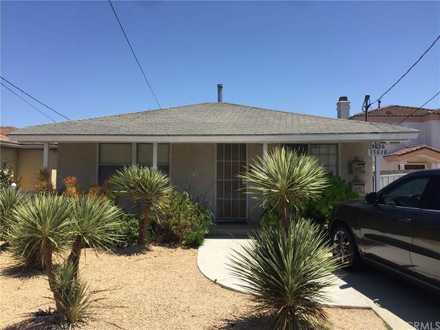 15636 Sombra Avenue, Lawndale, CA 90260 (#SB21171503) :: Wendy Rich-Soto and Associates