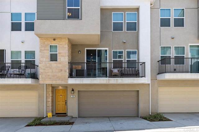 354 Fitzpatrick Road #104, San Marcos, CA 92069 (#NDP2109105) :: Doherty Real Estate Group
