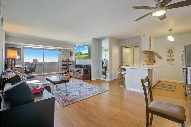 421 S La Fayette Park Place #610, Los Angeles (City), CA 90057 (#BB21171591) :: Mainstreet Realtors®