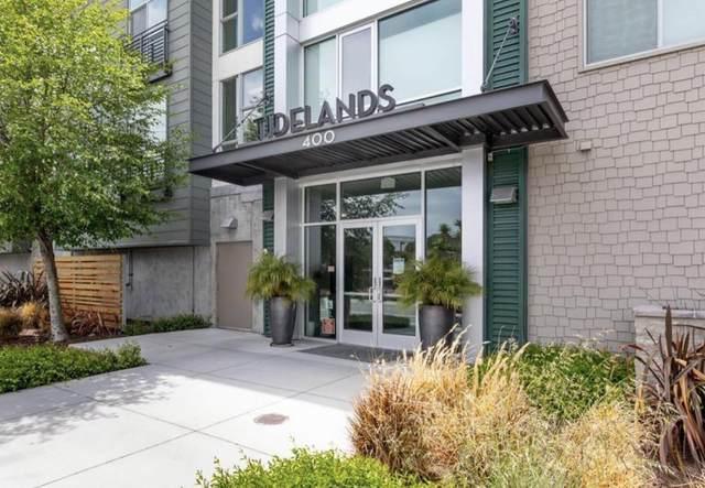 400 Mariners Island Boulevard #326, San Mateo, CA 94404 (#ML81856827) :: The Kohler Group