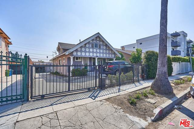 116 S Alexandria Avenue, Los Angeles (City), CA 90004 (#21768758) :: Massa & Associates Real Estate Group   eXp California Realty Inc