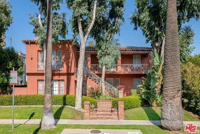 462 S Palm Drive, Beverly Hills, CA 90212 (#21768526) :: Mainstreet Realtors®