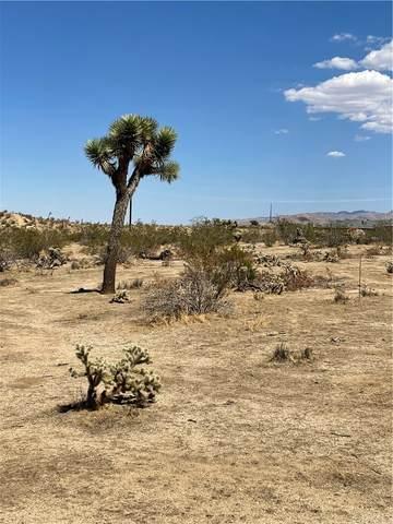 0 Marvin, Yucca Valley, CA 92284 (#JT21171913) :: Zen Ziejewski and Team