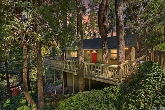 23670 Scenic Drive, Crestline, CA 92325 (#EV21171919) :: BirdEye Loans, Inc.