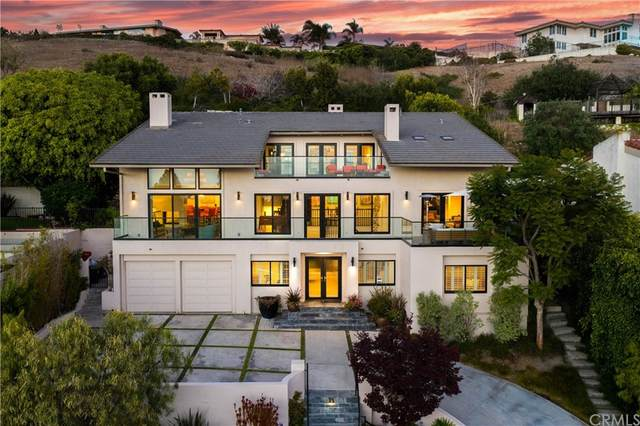 1245 Via Landeta, Palos Verdes Estates, CA 90274 (#PV21171258) :: Mainstreet Realtors®
