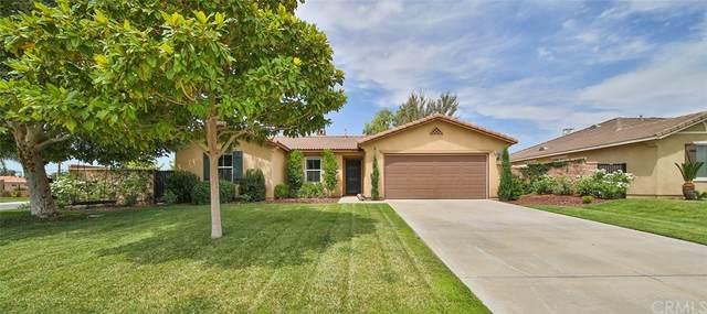 7685 Swan Creek Drive, Eastvale, CA 92880 (#IG21171926) :: Mainstreet Realtors®